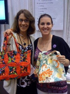 Jen Eskridge & I - The Bag Ladies