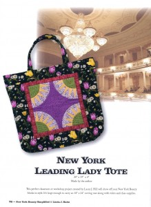 Leading Lady Tote